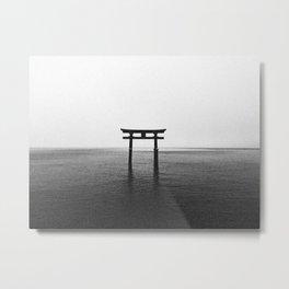 TAKASHIMA / Japan Metal Print