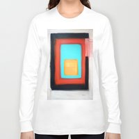 rothko Long Sleeve T-shirts featuring Living Rothko by Heaven7