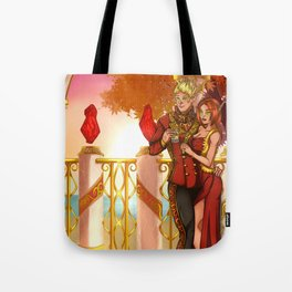 Together in the Sun Tote Bag