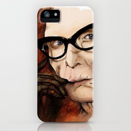 Myrtle Snow || Don't be a hater, dear (from American Horror Story: Coven) iPhone Case