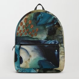 Winter Gold Backpack