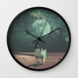Moonlight Empire Wall Clock