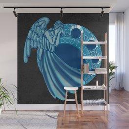 Ange Nouveau Wall Mural