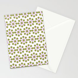 SUMMER GREEN Stationery Cards