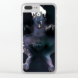 The Android - Dreams NO.5 Clear iPhone Case