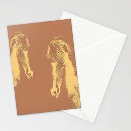 Double Pony Stationery Cards
