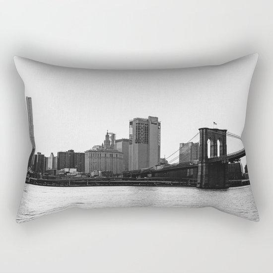 Manhattan III Rectangular Pillow