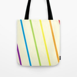 Finding the Rainbow Tote Bag