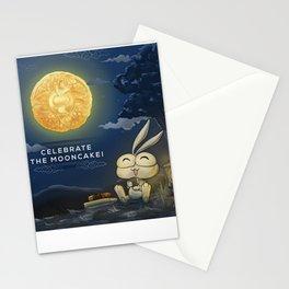 Celebrate the Mooncake! (Mooncake Festival) Stationery Cards