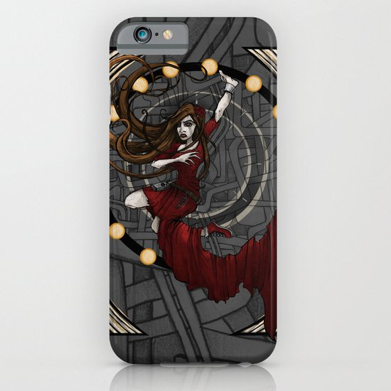 The Human Inside iPhone & iPod Case