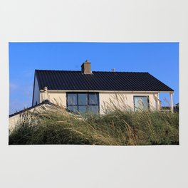 house in the dunes Rug