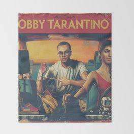 BOBBY TARANTINO II - LOGIC Throw Blanket