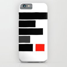 Redacted iPhone 6s Slim Case