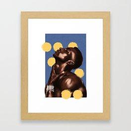Memnon Framed Art Print