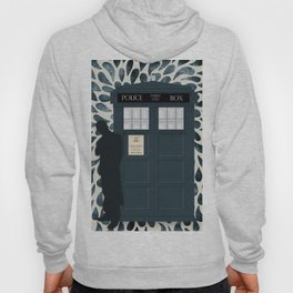 Dr Who and his Timey-Wimey Vehicle Hoody