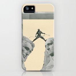 The Study Of Two Heads iPhone Case