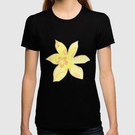 Summer floral T-shirt