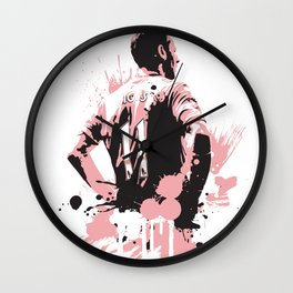 Flyin' Ryan Wall Clock