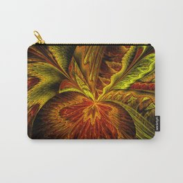 Autumn Orchid Carry-All Pouch