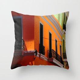 CASAS Throw Pillow