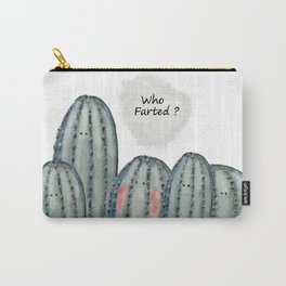 Who Farted? Carry-All Pouch