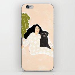 Best friendship story iPhone Skin