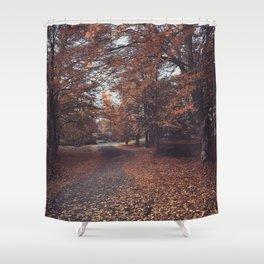 Autumn Interlude  Shower Curtain