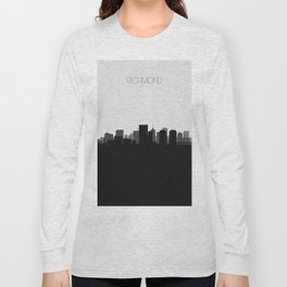 City Skylines: Richmond Long Sleeve T-shirt