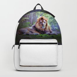 Young Lion Backpack