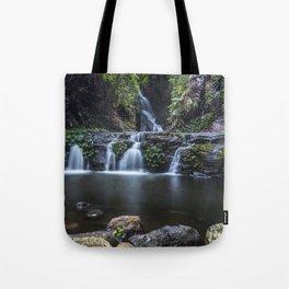 Elabana Falls in the Gold Coast Hinterlands Tote Bag