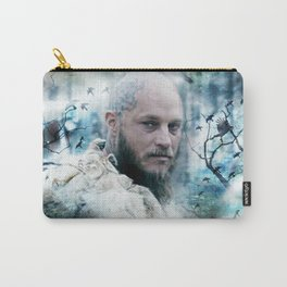 King of snow ravens. Carry-All Pouch