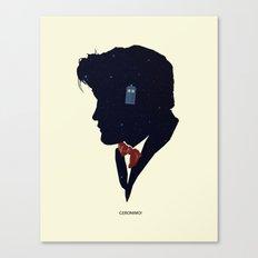 Dr Who - Geronimo Canvas Print