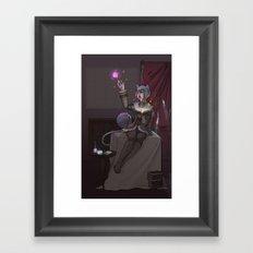 Framboise Framed Art Print