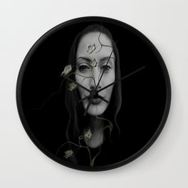 """""""slither"""" Wall Clock"""