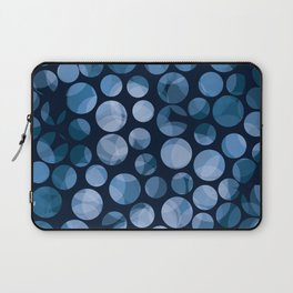Abstract Dotted BG Laptop Sleeve