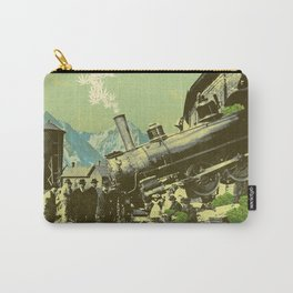 TRAINWRECK Carry-All Pouch