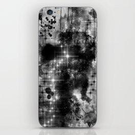 Black Nebula iPhone Skin