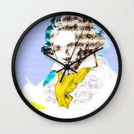 Ludwig van Beethoven 8 Wall Clock