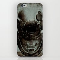nemo iPhone & iPod Skins featuring Captain Nemo by Bella Blue Photography