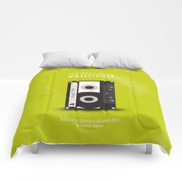 The Perks of Being A Wallflower (Vintage) Comforters