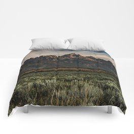 Teton Morning Comforters