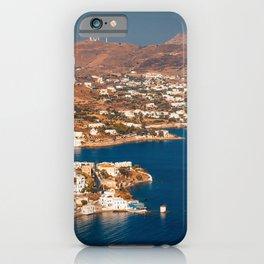 Beautiful Leros iPhone Case