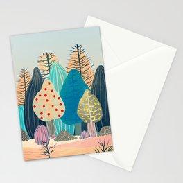 Spring landscapes 2 Stationery Cards