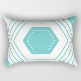 HEXMINT3 Rectangular Pillow