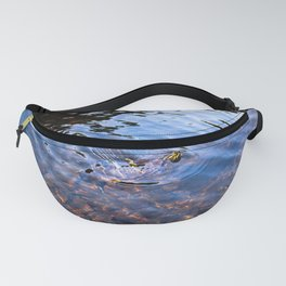 TURTLE IN POND Fanny Pack
