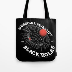 The Sucking Black Holes Tote Bag