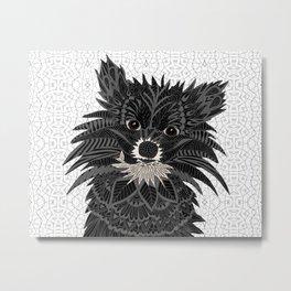 Pomeranian Puppy 2016 Metal Print