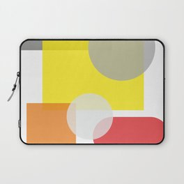 Tech geometric colorful Background #society6 #decor #buyart #artprint Laptop Sleeve