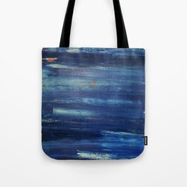Baby Blue Tote Bag