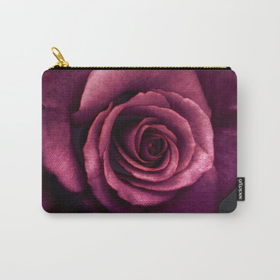 Lilac rose(3) Carry-All Pouch